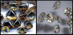 الماس را چگونه بشناسیم