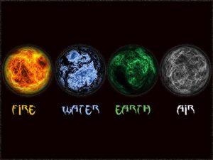 عناصر