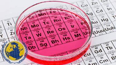 جدول اسامی مواد شیمیایی