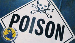 مسمومیت با سود سوزآور