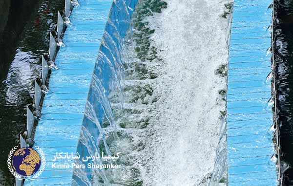 آب ژاول در تصفیه آب